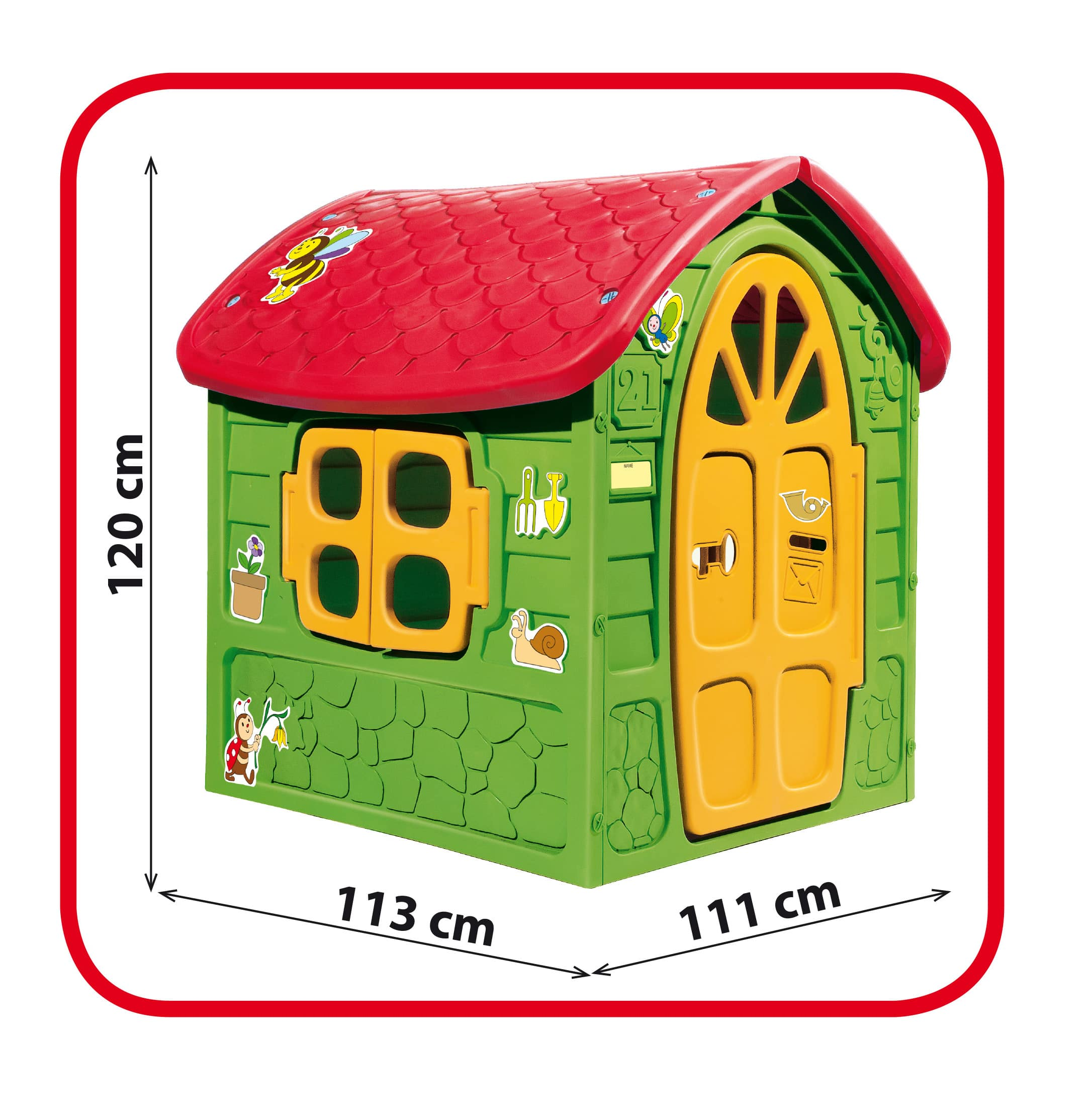 Playhouse with measurements-min